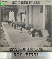 """JEFFERSON AIRPLANE-BLESS IT'S POINTED LITTLE HEAD-UK """"MONO"""" ISSUE LP ON RCA EX"""
