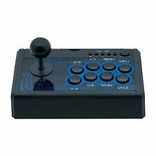 DOBE 7 In 1 Mini Arcade Fighting Stick for PS4 PS3 Xbox One Nintendo Switch PC