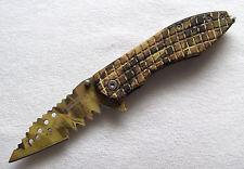 Sharkblade Scheibenhammer Taschenmesser Rettungsmesser Haifisch Zahn pocketknife