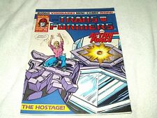 Transformers Comic Issue 158 March 1988