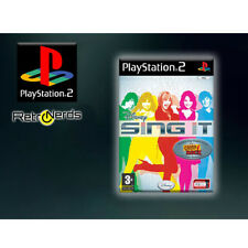 Gioco Sony PS2 - NUOVO - Disney Sing it! Camp Rock SLES-55392