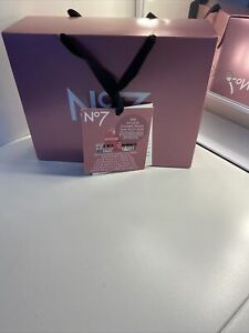 No7 Restore & Renew Multi Action Face & Neck Collection Gift Set Worth £123