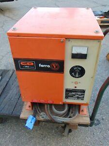 C&D Ferro V FR06.C/E450 Forklift Battery Charger 12-Volt ( 208/240/480 )