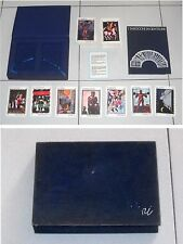 Box I TAROCCHI FRANCO GENTILINI Tarot 78 carte NUOVO 1975 Tarotkarten blu