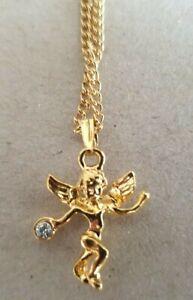 Necklace & Pendant - Wholesale Lot- 1p AUCTION No Reserve- Gold Tone- 3 Themes