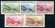 ALGERIE 1938 Yvert 142-146 ** POSTFRISCH TADELLOS (F3488
