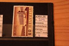 STAMPS SVIZZERA SWITZERLAND NUOVI MNH ** 309 (A36026)