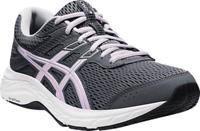 Women's ASICS GEL-Contend 6 Running Sneaker Carrier Grey/Lilac Tech