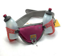"""Nathan"" Speed 2 Hydration Energy  Bottle Belt NEW WITH TAGS Bottles Pink"