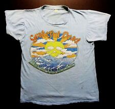 Grateful Dead Shirt T Shirt Vintage 1980 Colorado Boulder CU Buffaloes Bertha 15