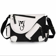 Michael Jackson MJ Cat Women Girls Shoulder Bag Crossbody Messenger School