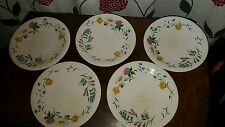 Royal Staffordshire Wild Beauty Side Plate X 5 (pt8)
