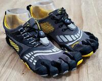 Vibram Fivefingers Womens Shoes Size 38 7.5-8 KMD LS Gray