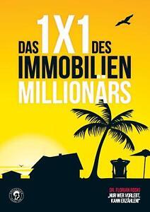 Das 1x1 des Immobilien Millionärs von Florian Roski (2016, Taschenbuch)