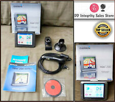 OPEN BOX NEW Garmin Nuvi 200 GPS Portable Navigator w/ US maps nüvi 200 Navteq