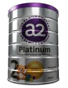 A2 Platinum Follow-On Formula Stage 2 900g - a2白金铂金版2段二段原装进口配方奶粉900g