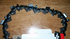 "1 Oregon Full chisel 36"" chain 68LX104G 404 pitch chain .063 gauge 104 DL"