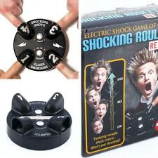 Electric Shock Shocking Roulette Reaction Party Drinking Game Fun Tricky Toys