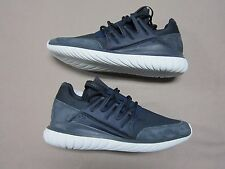 ADIDAS ORIGINAL MENS TUBULAR RADIAL NAVY BLUE SNEAKERS SHOES SIZE 11.5 AQ6725