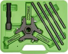 Auto Harmonic Balancer Puller Kit GM LS Motor Engine Mechanic Workshop Tool Set