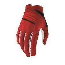 100% R-Core Adult  Motocross Gloves Cherry