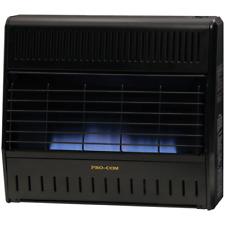ProCom Recon Dual Fuel Ventless Garage Gas Heater - 30,000 BTU,  R-MNSD300TGA