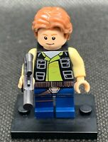 "STAR WARS LEGO LOT  MINIFIGURE  MINI FIG  /""  HAN SOLO CARBONITE --10123    /"""