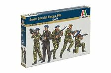 Italeri Figurines historiques Soviet Special Forces 80s