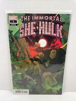 IMMORTAL SHE-HULK #1 Empyre Variant NM Marvel Comics 2020 Di Meo Disney+ Key
