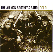 2 x CD - The Allman Brothers Band - Gold - A 678