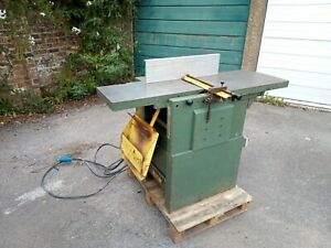 """STARTRITE SD310 12""""planer thicknesser FREE SHIPPING!!!!!"""