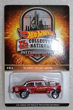 2017 Hot Wheels Nationals Convention 1955 55 Gasser Chevy Pittsburgh