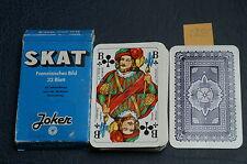 !! Spiel Karten: Skat Stock Bridge Meisterfoto Kümmerling American Express Joker