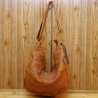 New Womens Genuine Leather Crossbody Shoulder Handbag Hobo Tote Bag Messenger