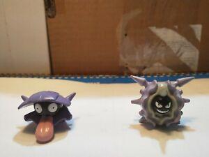 Pokemon TOMY CGTSJ  Figure Nintendo Shellder Cloyster