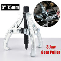 "1PC 3 Jaw Gear Pulley Bearing Puller Set 3"" Small Leg Large Mechanics Tool Part"