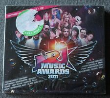 NRJ music Awards 2011, justin bieber rihanna katy perry pink ect .., 2CD + DVD