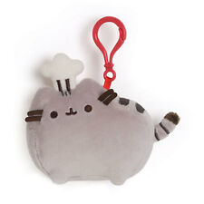 Gund New *  Pusheen * Cat Clip-On Backpack Plush Kitty Key Chain