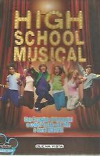 O14 High School Musical Buena Vista Disney 2007 CON ADESIVI