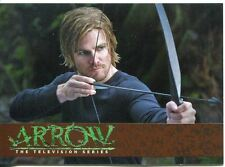 Arrow Season 1 Bronze Parallel Training Chase Card TR5