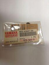 Yamaha Genuine Parts - New Manuel Valve Seat  - Part # 6E5-43847-00