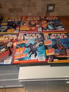 Star Wars Comics 1999 Numbers 1 - 13 Excellent Condition!!