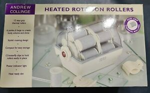 ANDREW COLLINGE HEATED ROTATION THERMAL ROLLERS