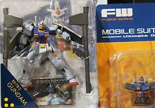 Gundam RX-78-2 FW Fusion Works ultimate operation 7 w/ body bust, rifle & saber