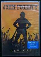 John Fogerty Revival SEALED Wal-Mart Exclusive Bonus DVD Rare Live Interview CCR