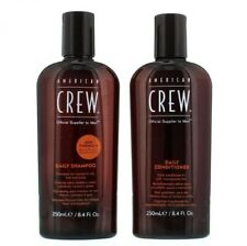 American Crew Daily Shampoo and Daily Conditioner 250ml Duo Pack