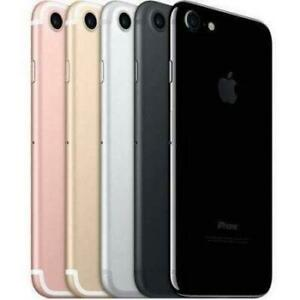 Apple iPhone 7 - UNLOCKED - 32/128/256GB - ALL COLOURS - Very Good Condition