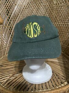 vintage phish hat made from hemp 90s READ DESCRIPTION