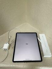 Apple iPad Pro (3rd Gen) 12.9in  64gb  w/ Apple Pencil