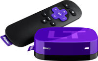 New, Sealed. Roku LT 2450D Streaming Player HDMI, Composite Video RCA Output